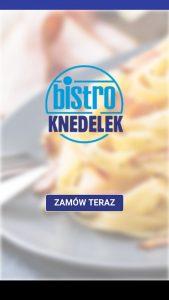 Aplikacja Bistro Knedelek