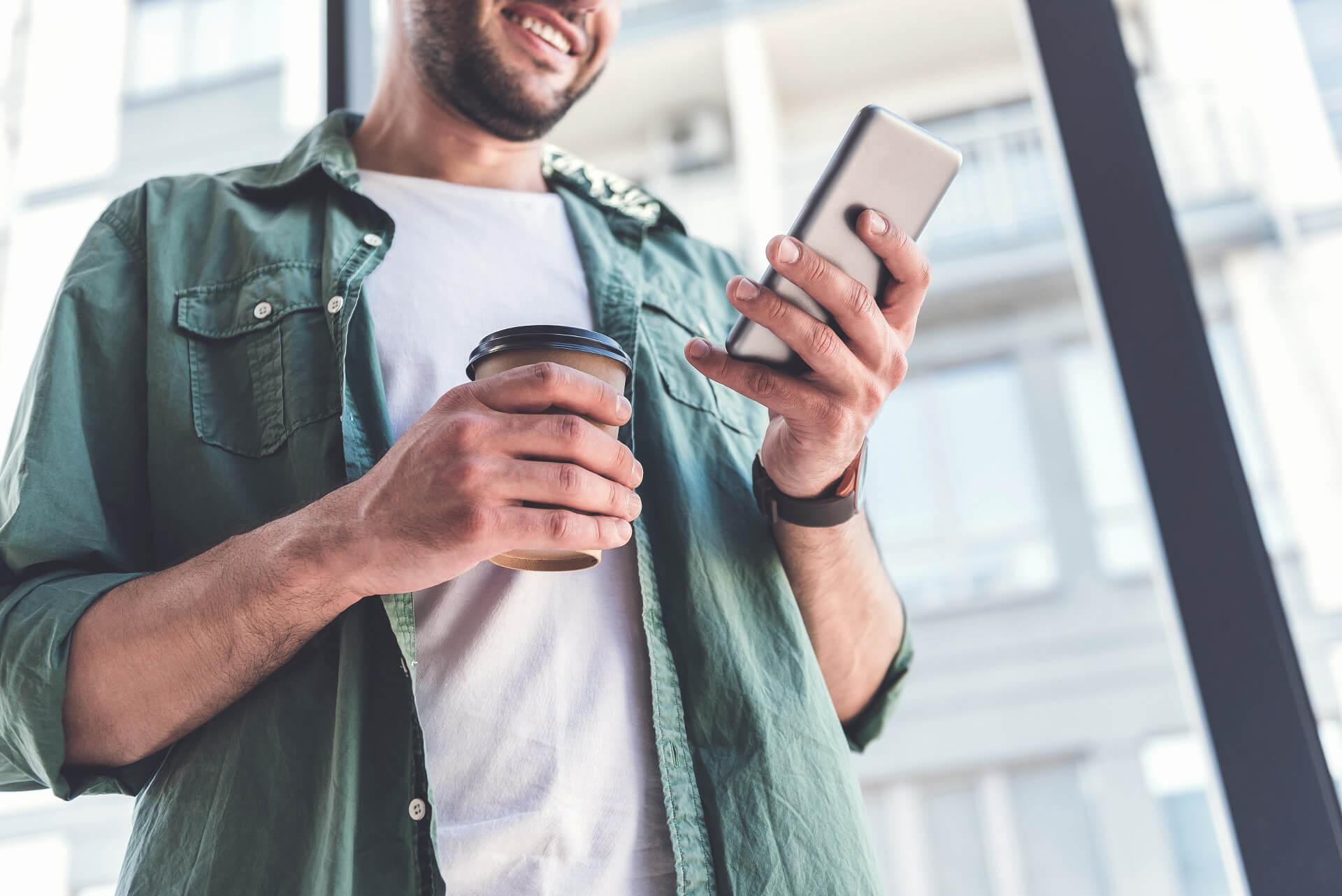 Aplikacje mobilne dla restauracji coraz bardziej skuteczne!