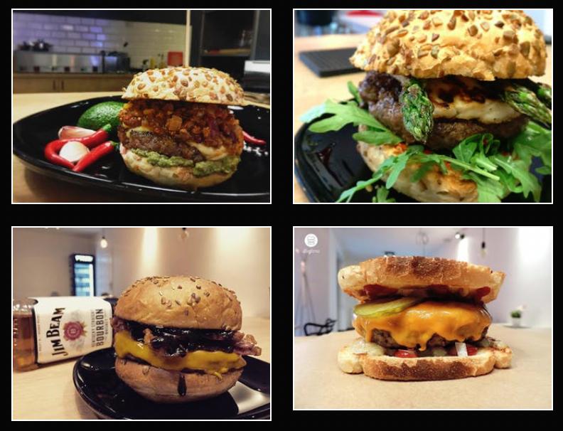 Galeria zdjęć na stronie restauracji