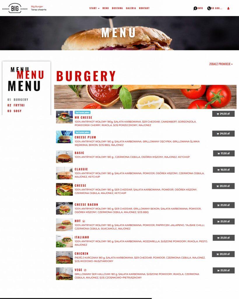 3 elementy, które muszą znaleźć się na stronie Twojej restauracji