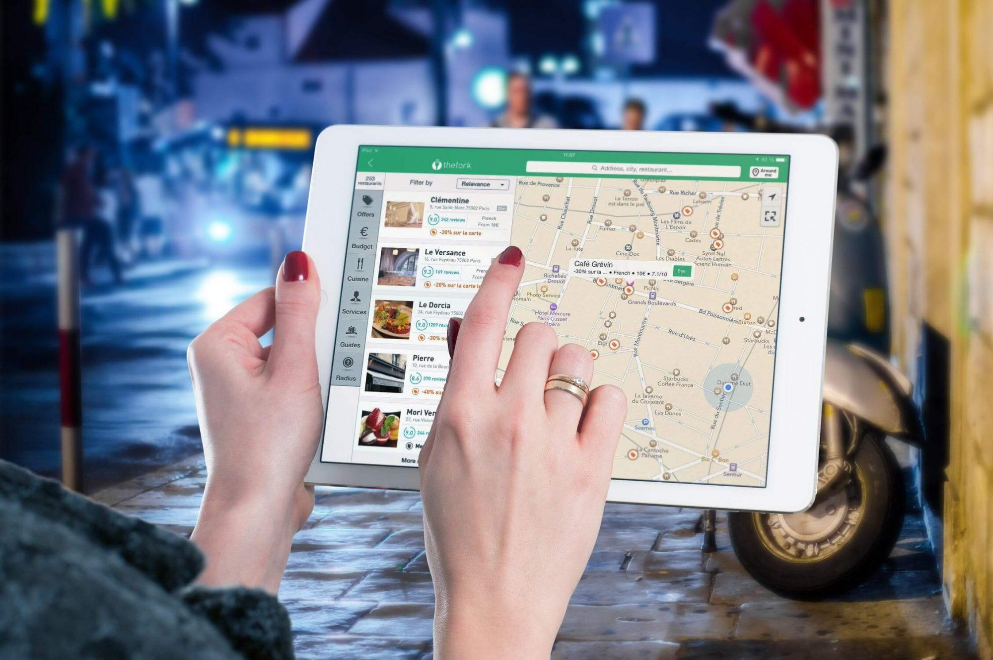 Kompendium wiedzy o wizytówce w mapach Google