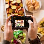 Filmy (z jedzeniem) na stronę WWW w restauracji.