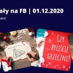 Materiały na FB   26.11.2020   Andrzejki i Cyber Monday